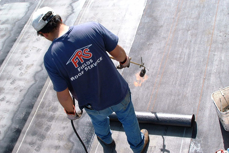 Commercial Roof Installation Services